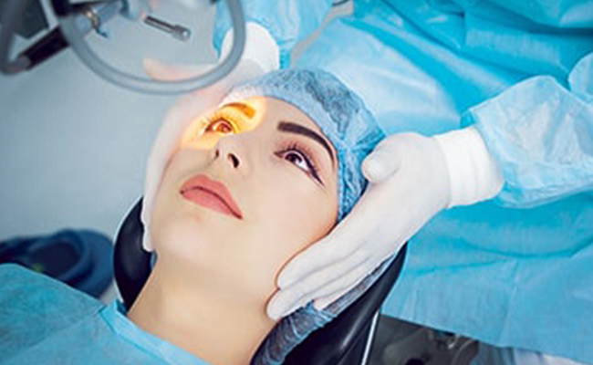 Laguna Hills ophthalmologist explains when PRK eye surgery appropriate