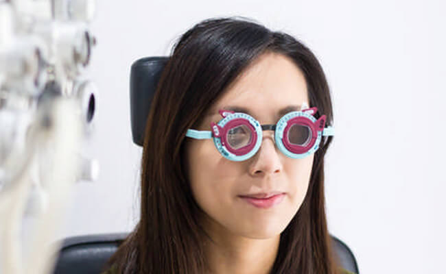 Usage of Multifocal Lenses