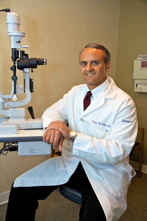 best cataract surgeon in Laguna Hills, Dr. George Salib