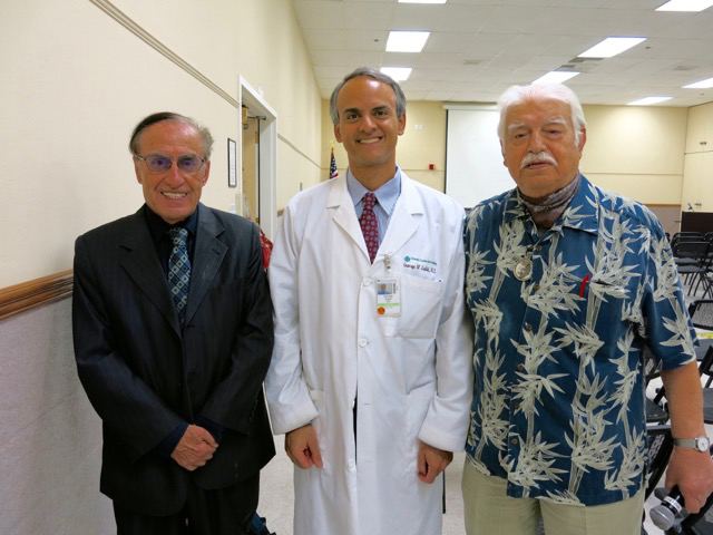 best cataract surgeon near me, Dr. George Salib's Seminar on Eye Care at Laguna Woods